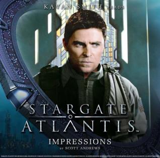 Stargate Atlantis: Impressions cover