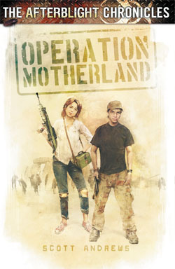 Operation Motherland cover