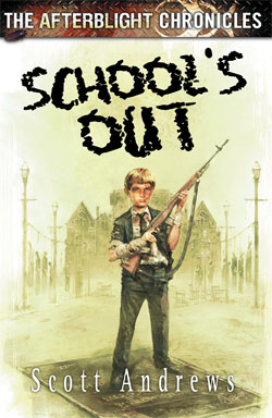 School's Out cover